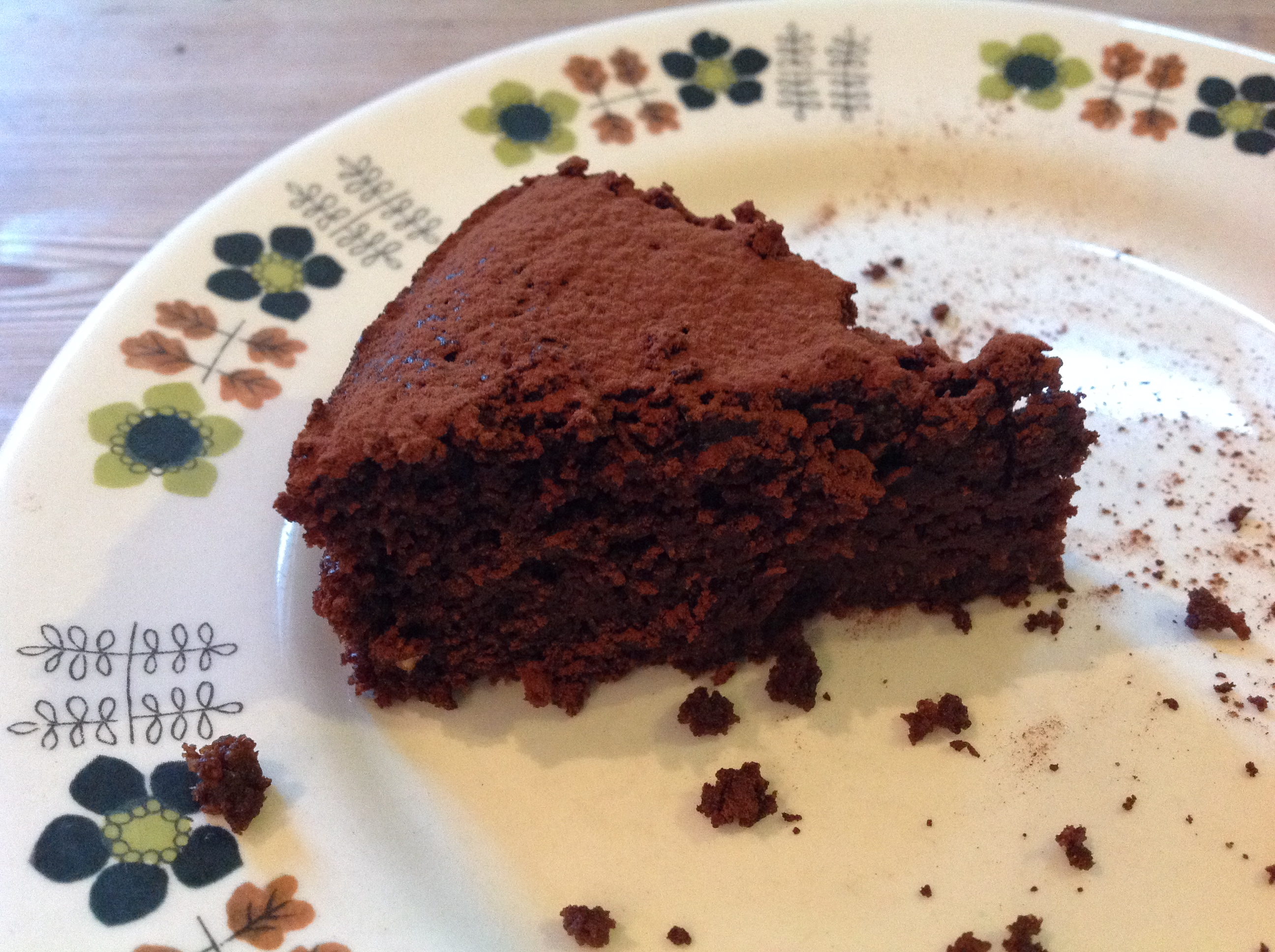 Chocolate Cake (Vegan)